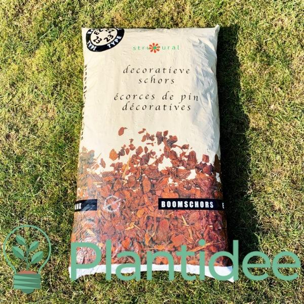 Plantidee - producten - Boomschors Pinus maritima