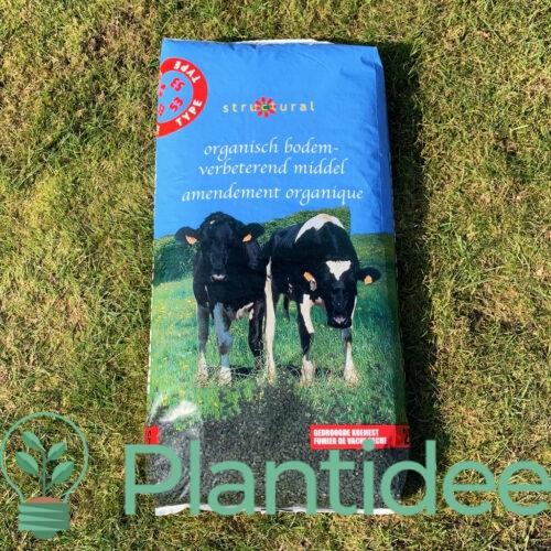 Plantidee - producten - Koemestkorrels