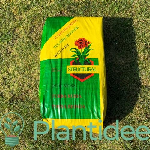 Plantidee - producten - Turfstrooisel
